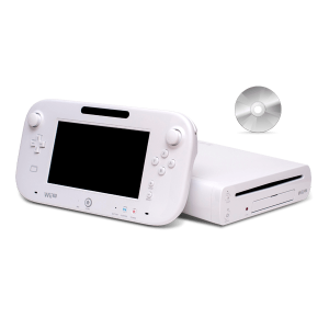 Nintendo Wii U Optical Disc Drive repair