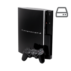 Sony Playstation 3 Original hard drive repair