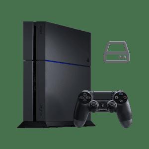 Sony Playstation 4 hard drive repair