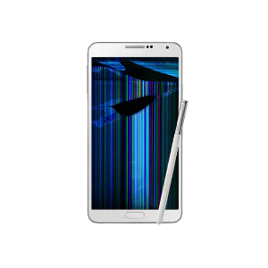 Samsung Note 3 Glass + Lcd replacement