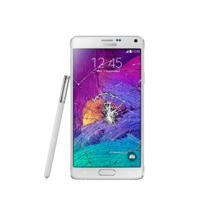 Samsung Note 4 Glass + LCD replacement