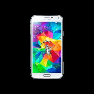Samsung S5 Glass repair