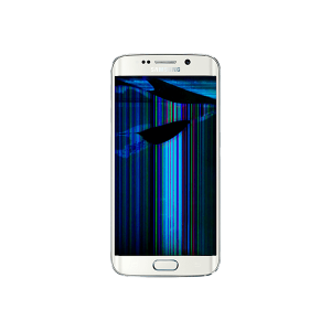 Samsung Galaxy S6 Edge Glass + LCD replacement