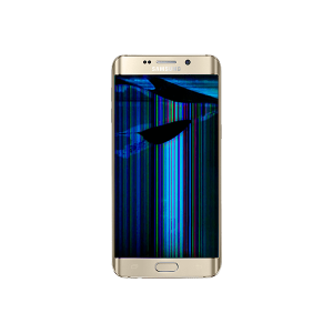 Samsung Galaxy S6 Edge Plus Glass + LCD replacement