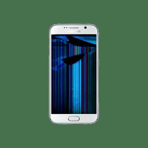 Samsung S6 Glass + LCD repair