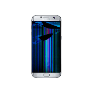 Samsung S7 Edge Glass + LCD replacement