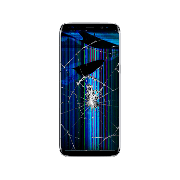 Samsung S8 Glass + LCD repair