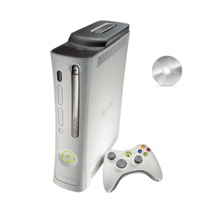 Xbox 360 original optical disc drive repair