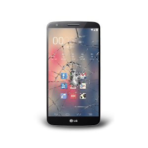 LG G2 Glass + LCD replacement