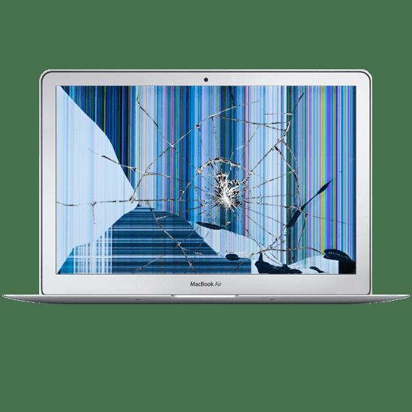 MacBook Air LCD screen repair