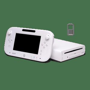 Nintendo Wii U Controller Battery repair