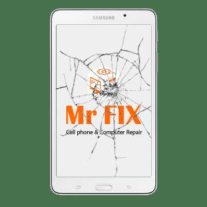 Samsung Tab-4 7.0 inch Glass(Digitizer) repair